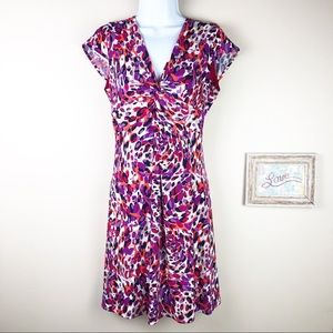 Laundry by Shelli Segal Stretchy Dress Size 4